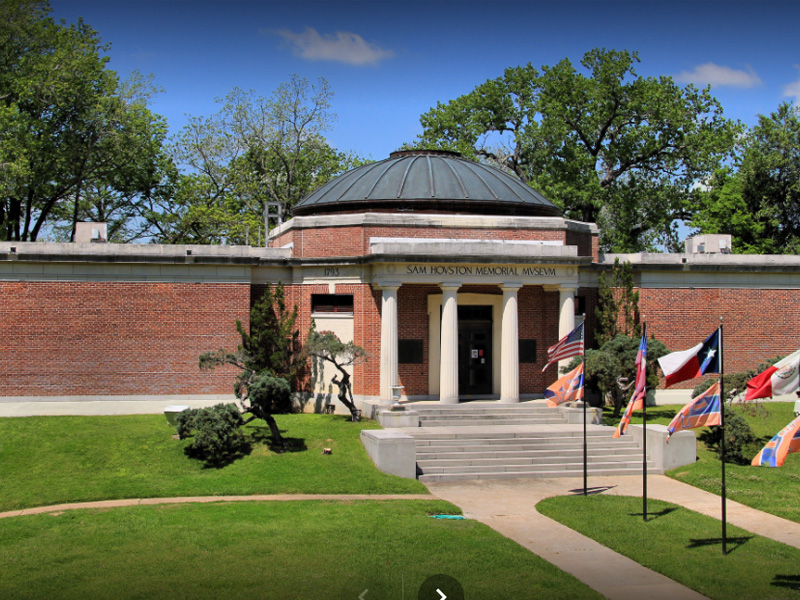 Sam Houston Memorial Museum: Huntsville